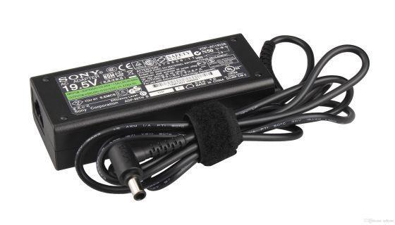 Originální nabíječka adaptér Sony Vaio VGN-FW235J/H 90W 4,74A 19V 6,5 x 4,4mm